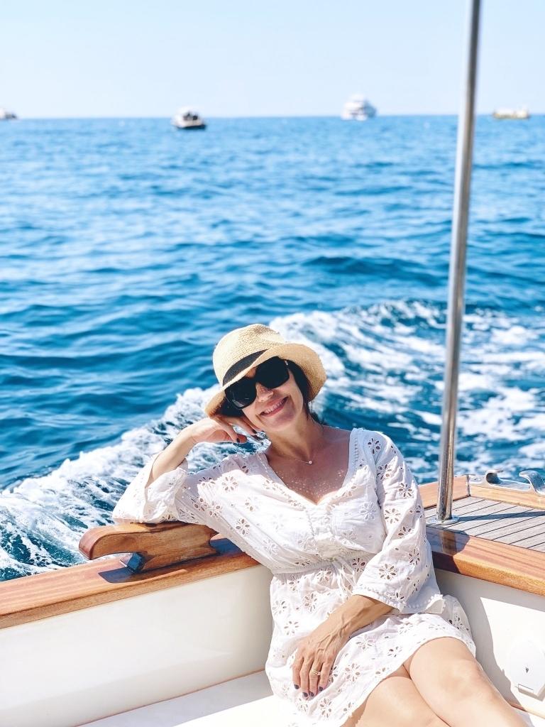 Susie Wright Amalfi Coast