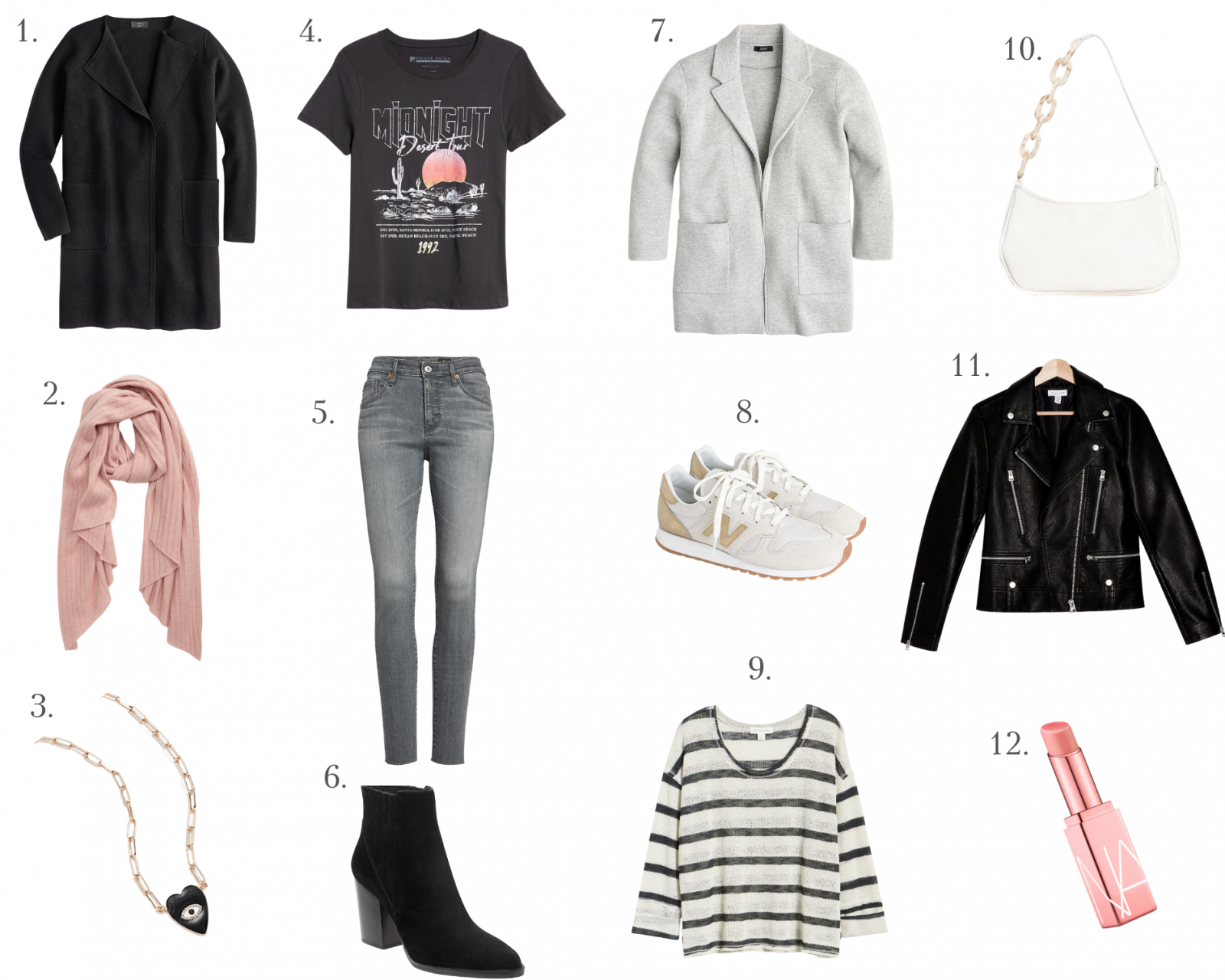 tips for spending your fall clothing money